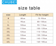 Chubei Size Table.png