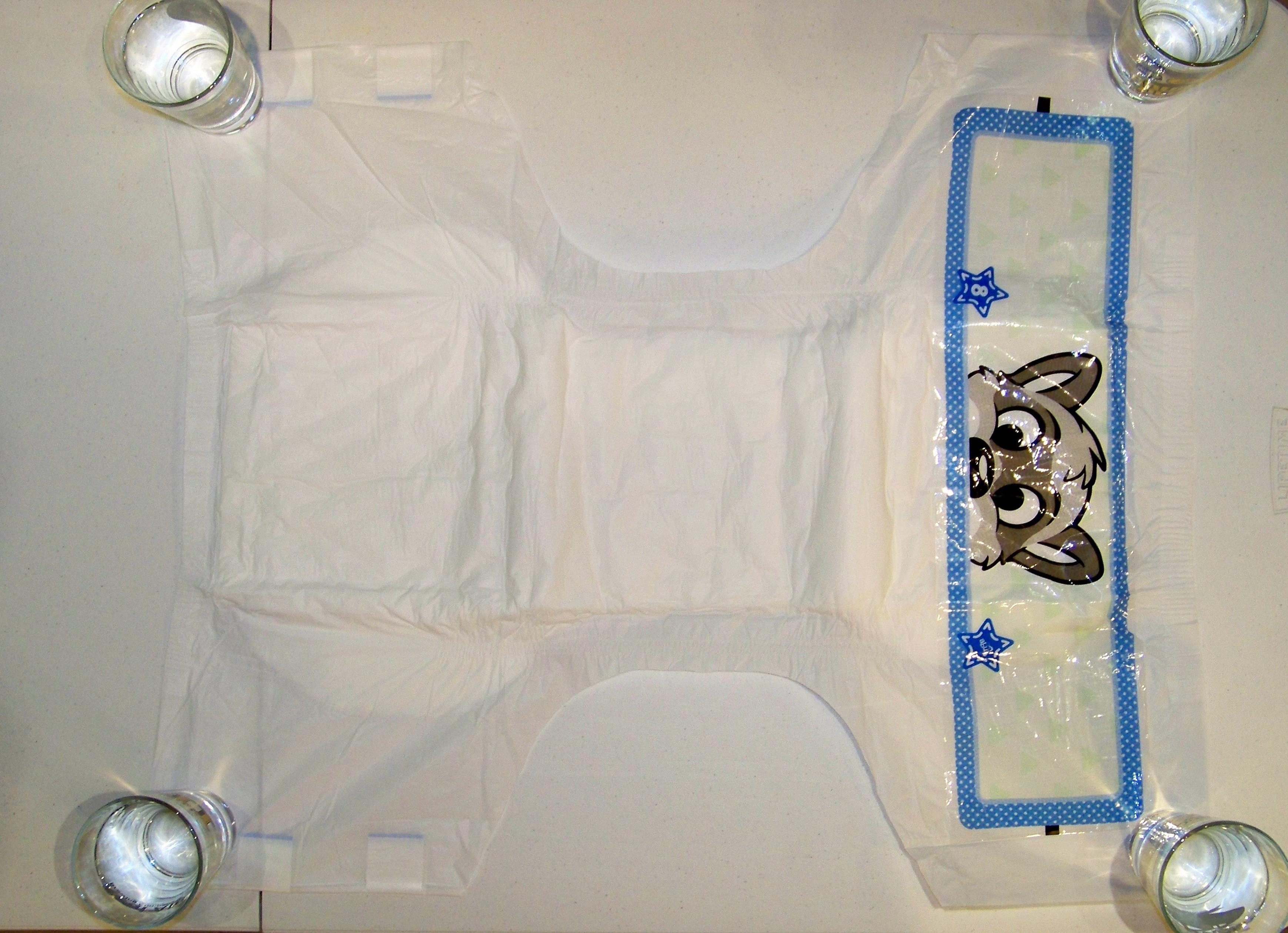 ABUniverse PeekABU Advanced Diaper Review Light Leak